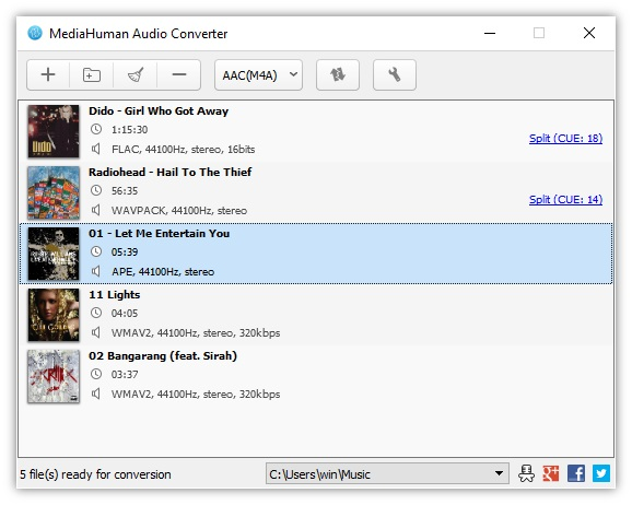 5 Best FLAC to MP3 Audio Converter of 2018