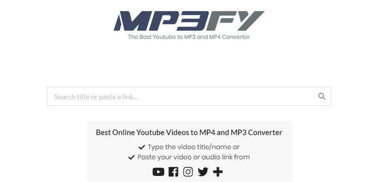 mp3fy