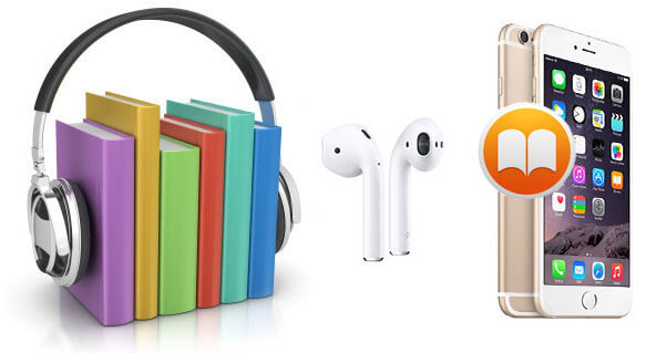 play audiobooks on IOS