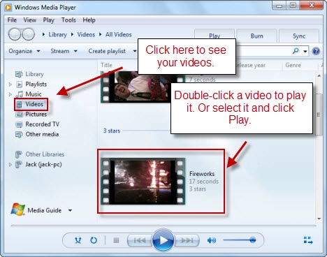play dvd on windows media player