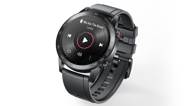 play music on honor magicwatch 2