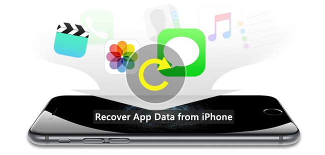 recover app data from iphone