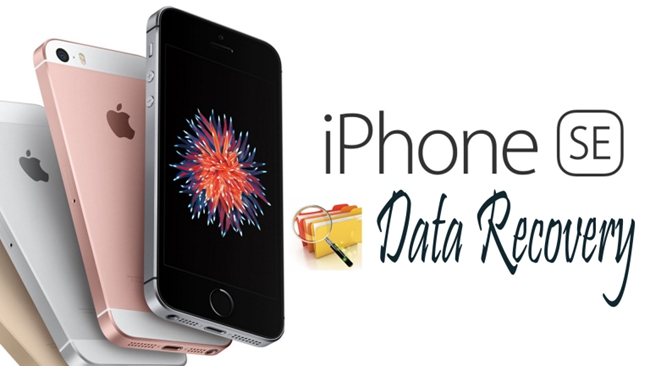recover data from iphone se