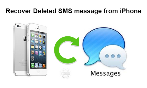 recover deleted sms from iphone