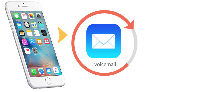 recover deleted voicemail from iPhone