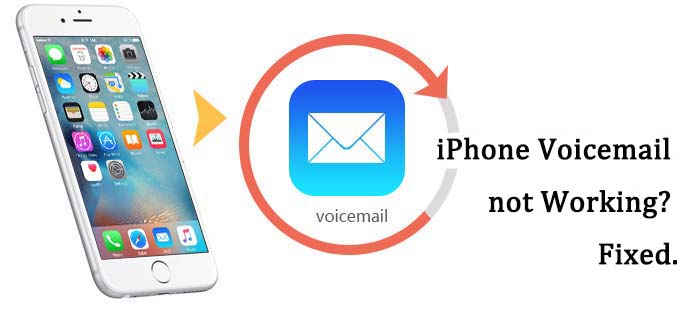 recover iphone voicemail
