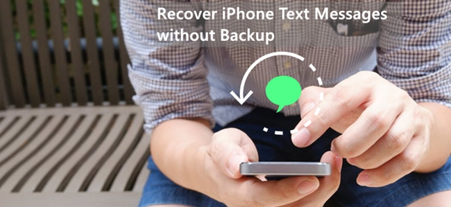recover text messages without backup