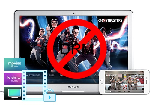 rip drm from itunes movies