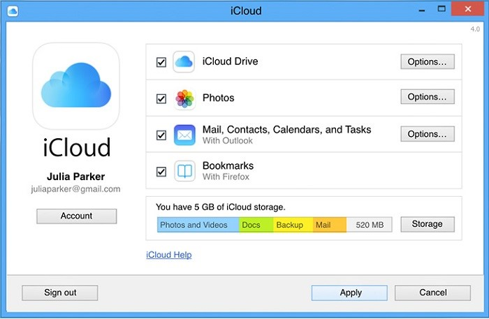 recover lost data from ipod by icloud