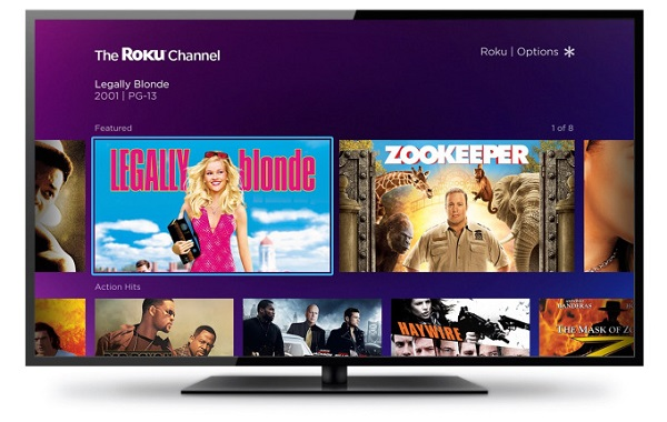 roku movie channel