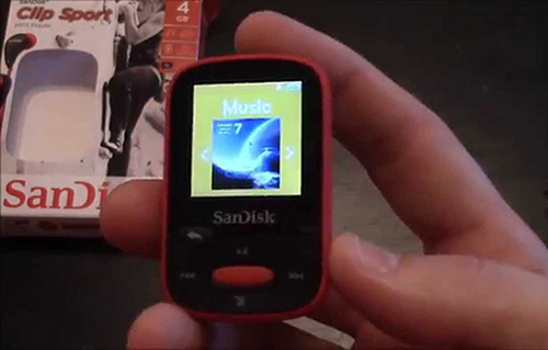 Transfer Audbile Audiobooks to SanDisk Sansa MP3 Player [Solved]