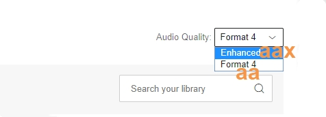 save audible audiobooks as aax or aa