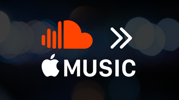 soundcloud to apple music