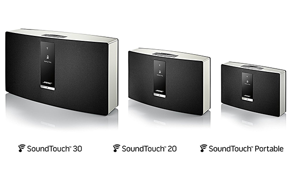 play audiobooks on soundtouch