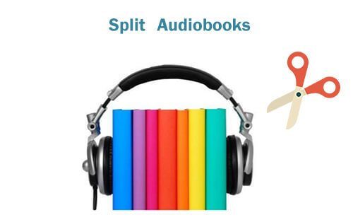 split audible files