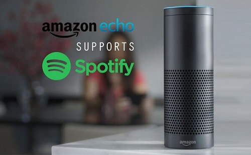 spotify on amazon echo