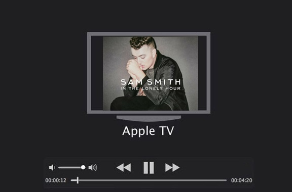 play spotify on apple tv