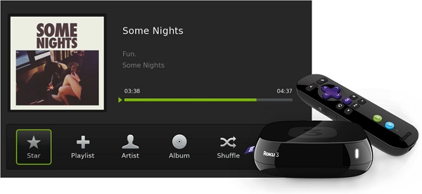 How to Play Spotify on TV through Roku