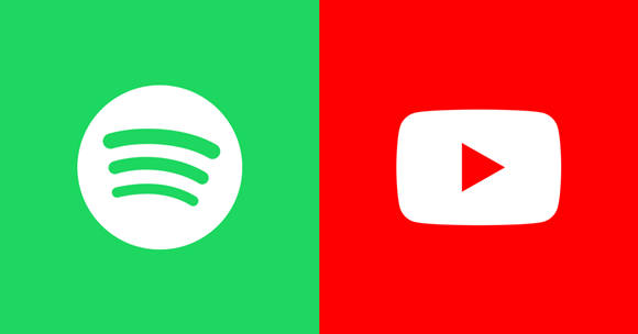 spotify vs youtube music