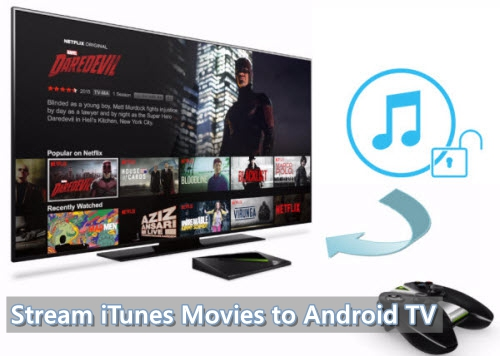 Stream Android To Tv >> Efficient Way To Stream Itunes Movies To Android Tv