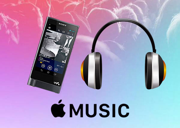 transfer apple music to walkman