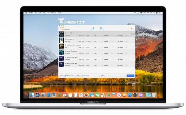 How to Fix TunesKit Conversion Error on macOS 10 13