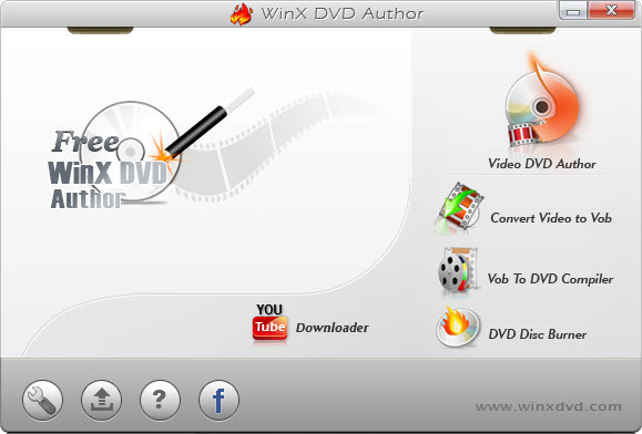 convert m4v to dvd with winx dvd author