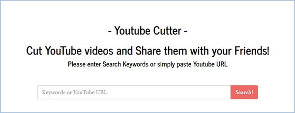 Top 10 Free Online Youtube Video Cutter