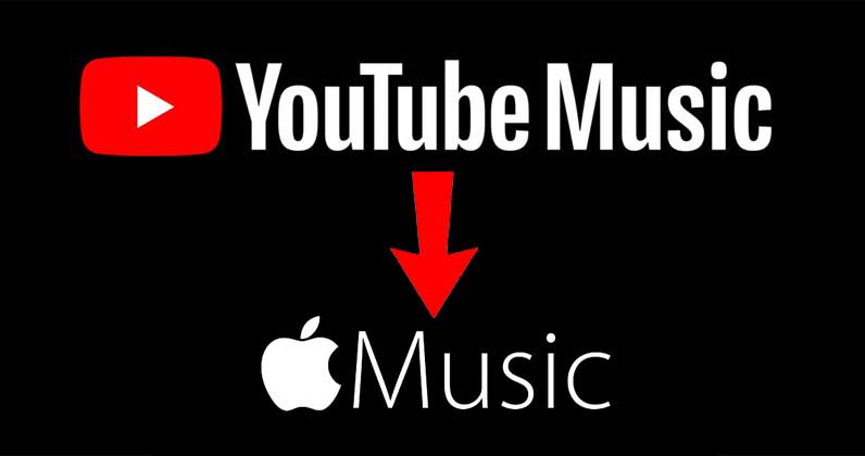 youtube music to apple music